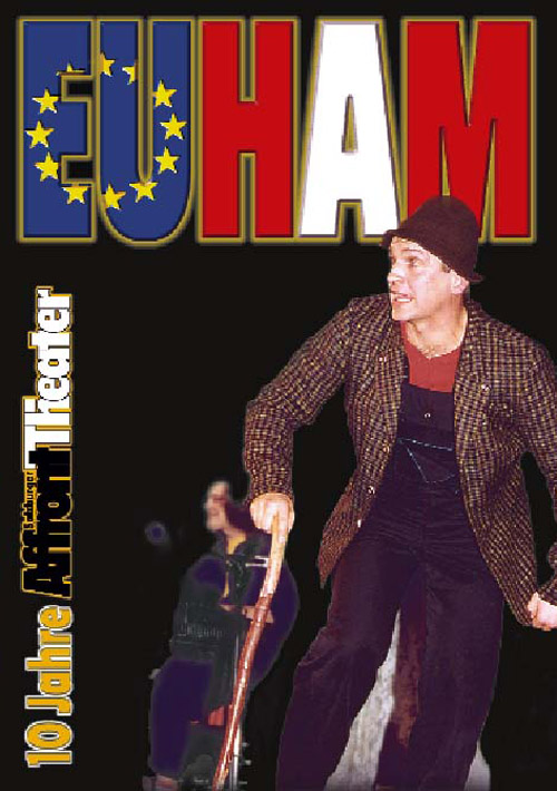 AFFRONT THEATER: 'EUham' (1996)